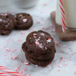 Double Chocolate & Double Peppermint Cookies