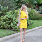 Yellow Honey Dress