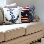 Stars & Stripes | Decor Pillows