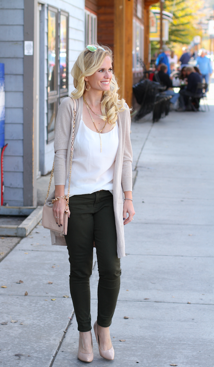 Ways to Wear a Long Cardigan  Fall Layers and Outfit Ideas