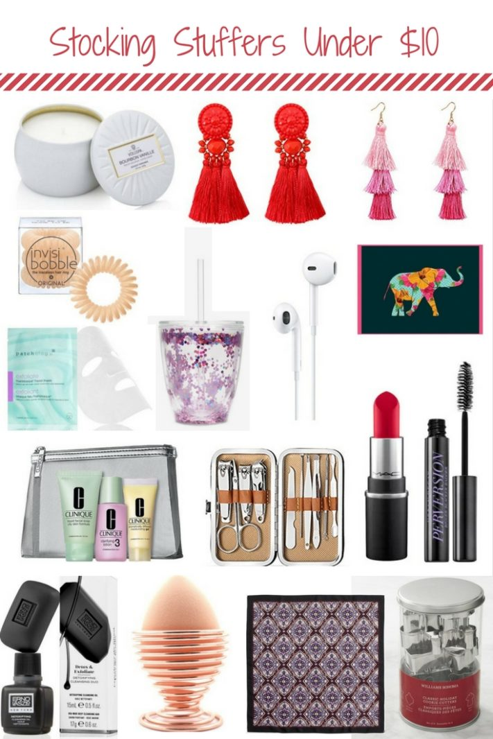 Best Stocking Stuffers Under 10 Gift Guide Series